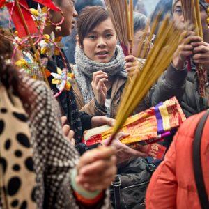 Chinese New Year in Hong Kong - 2009